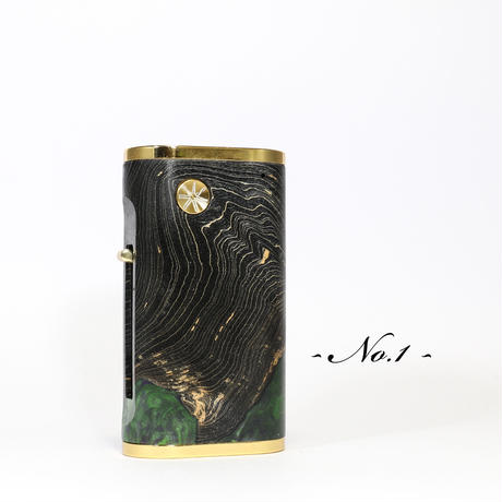 Pumper20/21 Squonker Box Mod by asmodus
