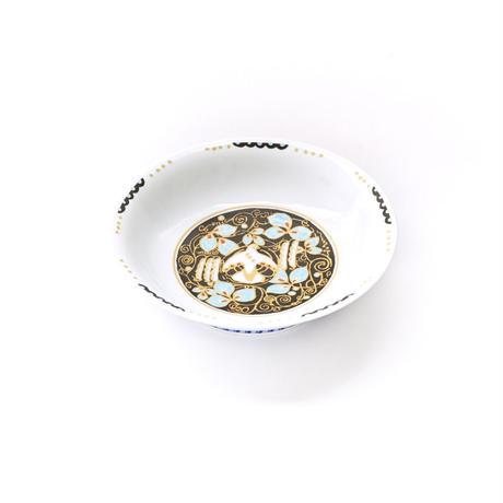 深川製磁 えんどう豆平鉢