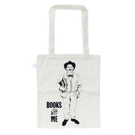 """Tote Bag """"BOOKS and ME"""" S"""
