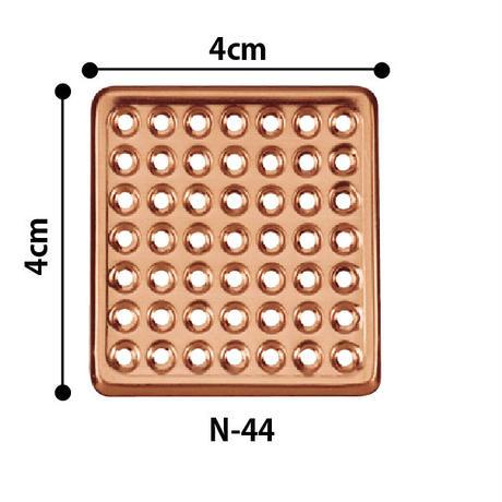 防虫銅底網(N-44)5個入
