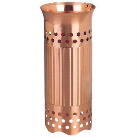 花瓶・お墓の花立(埋め込み式)用花喜銅(KS-065)