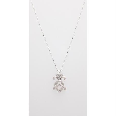 ビザンテ ネックレス ダイヤモンド