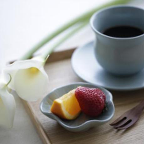 ジェンガラ デヴィ・コレクション コーヒーカップ(Coffee Cup & Saucer)アクアブルー