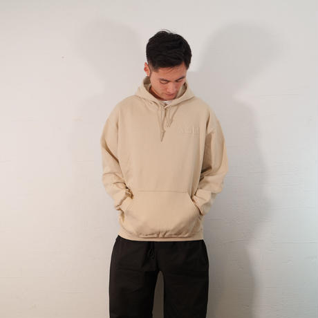 Tonal Magic Circle Hooded Sweatshirt (Sand)