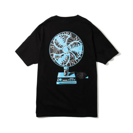 Fan Magic Circle Tee (Black)