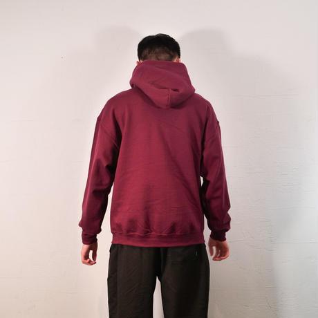 Scope Logo Hooded Sweatshirt (Maroon)