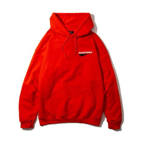 Tour Logo Hooded Sweatshirt (Safety Orange)