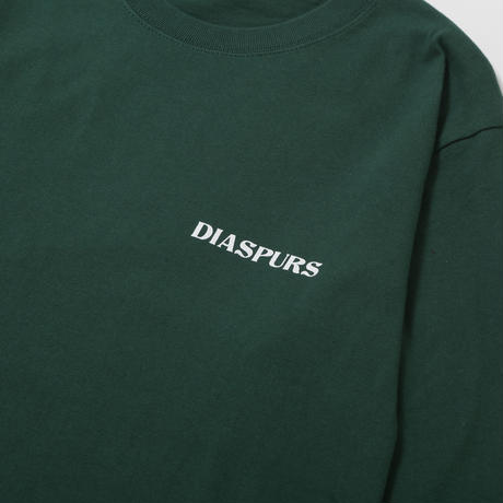 Diaspurs L/S Tee (Ivy Green)