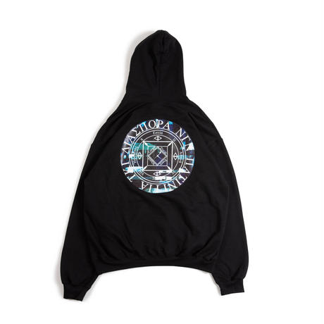Prospect Magic Circle Hooded Sweatshirt (Black)