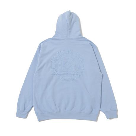Tonal Magic Circle Hooded Sweatshirt (Sky Blue)