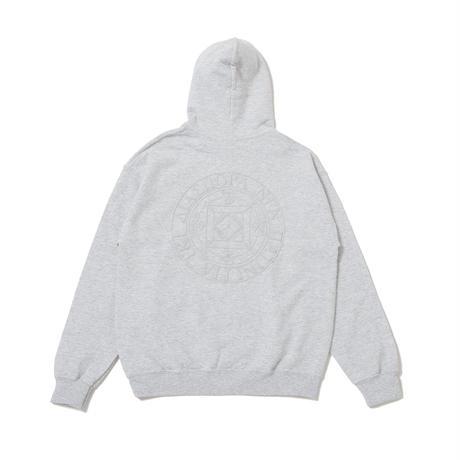 Tonal Magic Circle Hooded Sweatshirt (Ash)