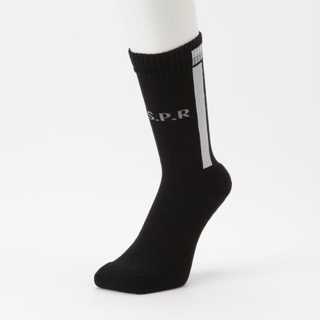 Lined Socks (Black)