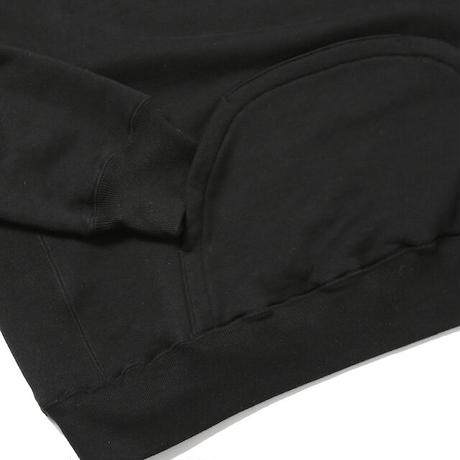 Hombre Nino / Double Logo Hooded Sweatshirt (Black)