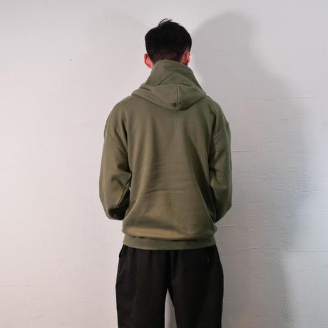 Scope Logo Hooded Sweatshirt (Military Green)
