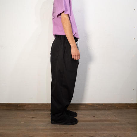 Comfortable Trousers (Black)
