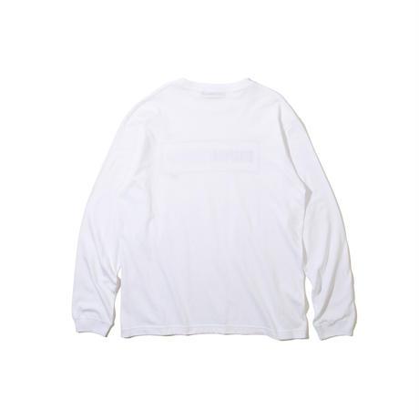 Coverd L/S Tee (White)