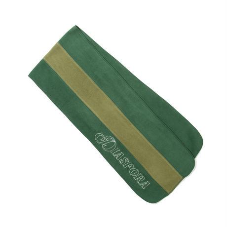 Castanea Fleece Scarf (Green)