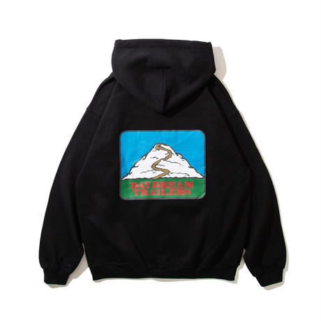Daydream Hooded Sweatshirt (Black)