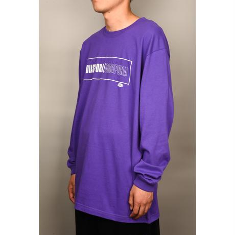 Coverd L/S Tee (Violet Purple)
