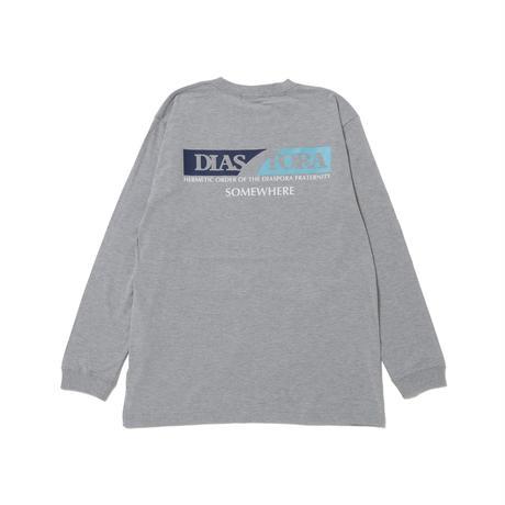 Scotch L/S Tee (Grey)
