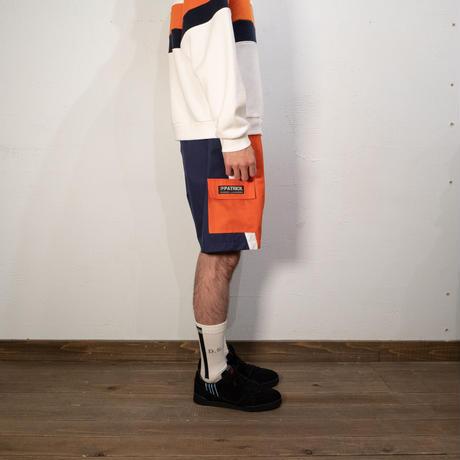 PATRICK / Club Swim Shorts (Orange)