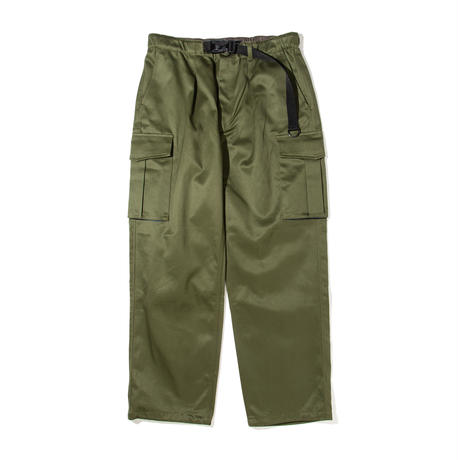 GBA Cargo Pants (Olive)