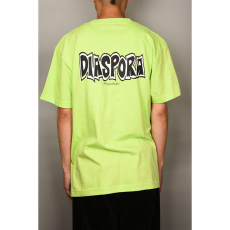 Bouquet S/S Tee (Lime)