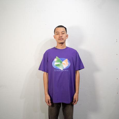Dia Spore Tee (Violet Purple)