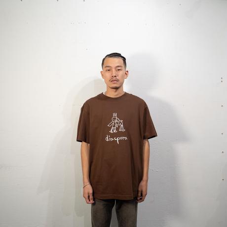 Prince Tee (Dark Brown)