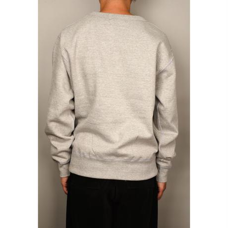 Frat Arc Logo Crewneck Sweatshirt (Stone)