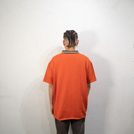 Swell Knit Polo (Flame)