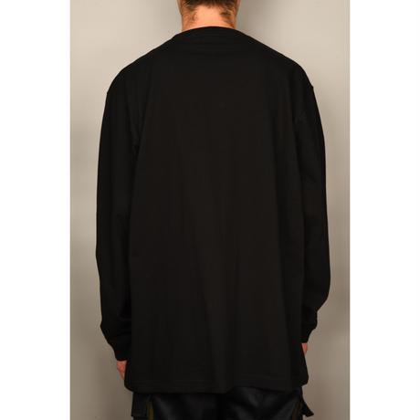 Coverd L/S Tee (Black)