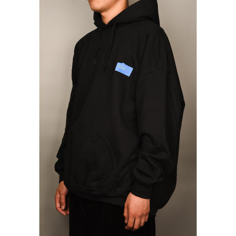 Ideal Hooded Sweatshirt (Black)