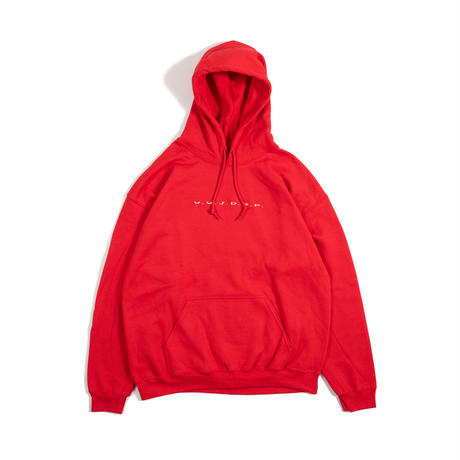 W.W.J.D.S.P. Hooded Sweatshirt (Red)