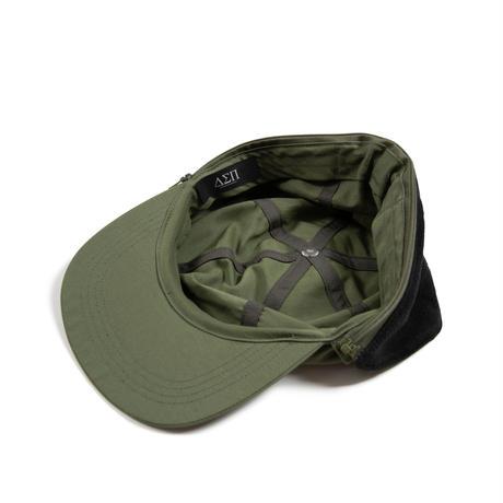 Detachable Earpiece Cap  / Olive