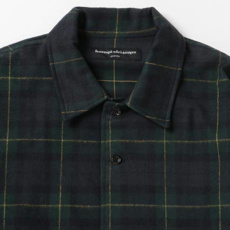 Flannel Coach Shirt / Dress Gordon