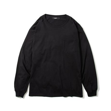 Relive L/S Pocket Tee (Black)