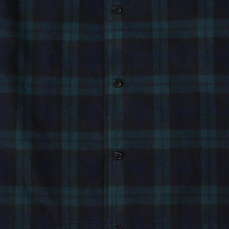 Flannel Coach Shirt / Blackwatch