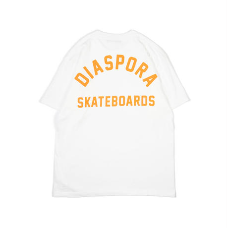 "Jazzy Sport x Diaspora skateboards JS 'SYMBIOSIS"" Tee (White)"