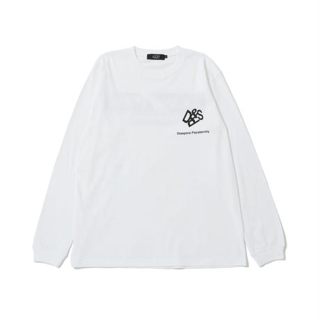 Scotch L/S Tee (White)