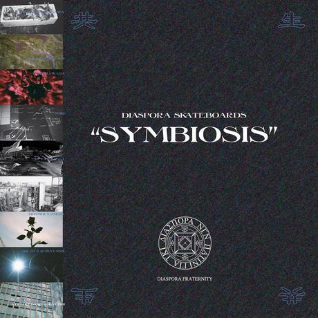 """SYMBIOSIS"" Original Soundtrack 7inch Vinyl"