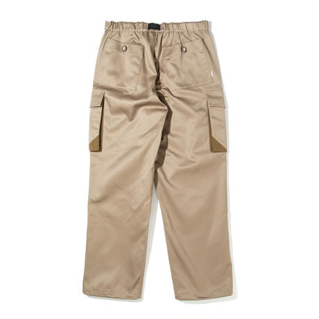GBA Cargo Pants (Beige)
