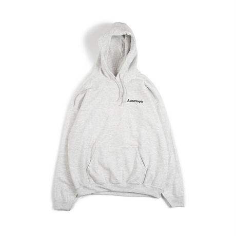 Vue Magic Circle Hooded Sweatshirt (Ash)