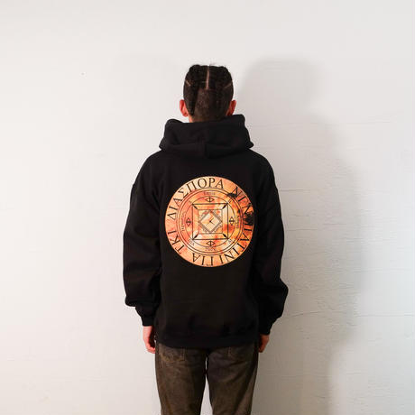 Chorus Magic Circle Hooded Sweatshirt (Black)
