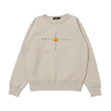 Sport Crewneck Sweatshirt (Beige)