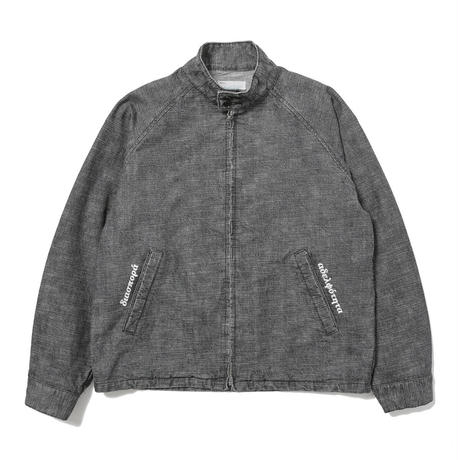 Hombre Nino / Slab Denim Work Jacket (Washed)
