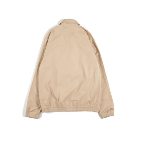 Half Zip Football Top (Khaki)