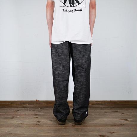 Hombre Nino / Slab Denim Trouser (Raw)