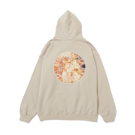 Chorus Magic Circle Hooded Sweatshirt (Sand)