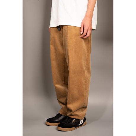 Corduroy Trousers (Black)
